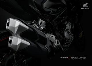 Honda CBR 250 RR 2016