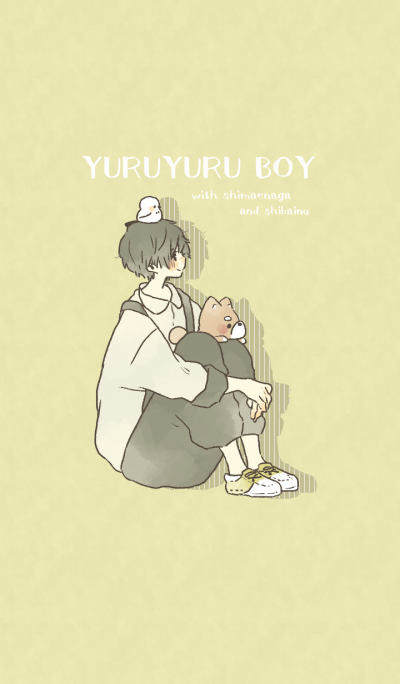YURUYURU BOY with Animals