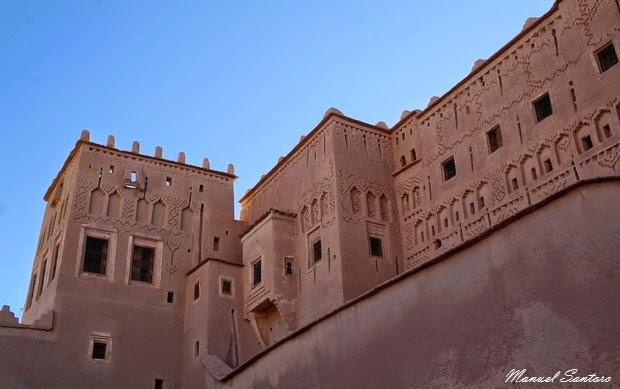 Ouarzazate, Kasbah Taourirt