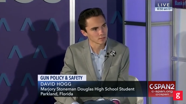 Parkland's Hogg: Rules Requiring Clear Backpacks Violate Our First Amendment Rights