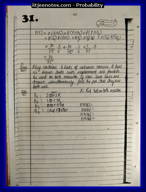 probability notes download kare2