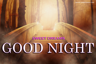 """ Good Night"" Sweet Dreams dream bridge..."