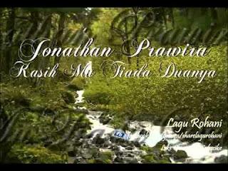 Chord Lagu Rohani : KASIH-MU TIADA DUANYA - Jonathan Prawira