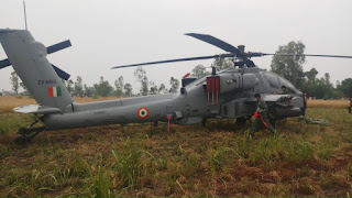 AH-64 Apache Milik AU India