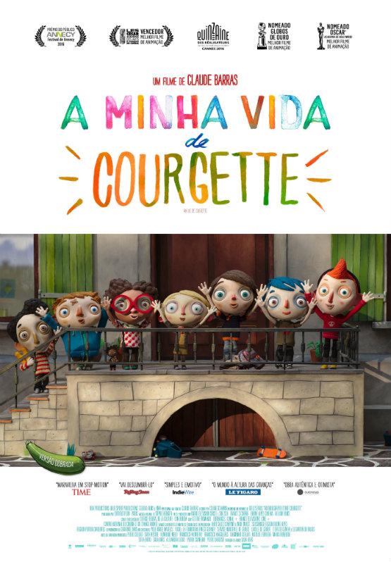Ma vie de Courgette [A Minha Vida de Courgette]