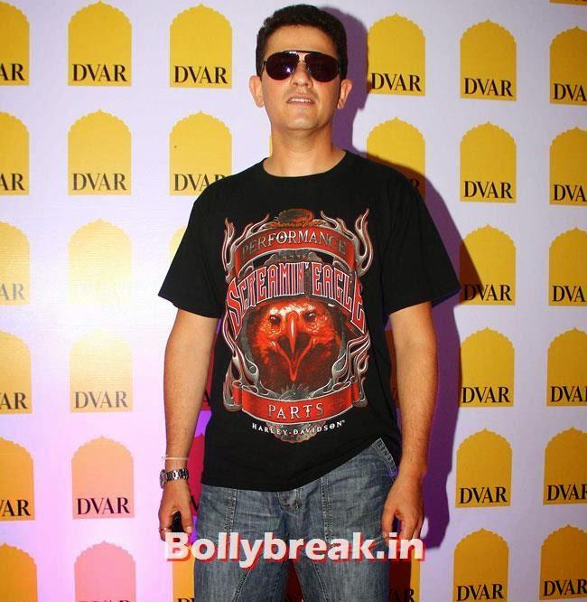 Kabir Sadanand, Payal Rohatagi, Ragini Khanna at DVAR Luxury Store Launch