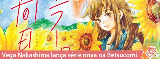 Vega Nakashima lança série nova na Betsucomi