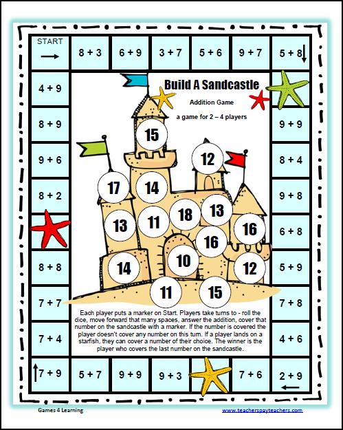Magic image within algebra games printable