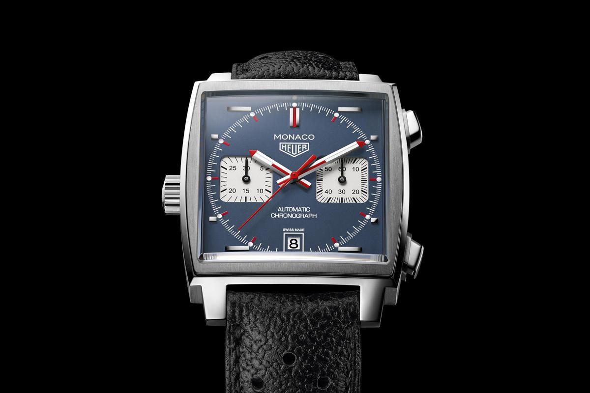 Atelier Du Bois Monaco tag heuer - monaco calibre 11 chronograph | time and watches