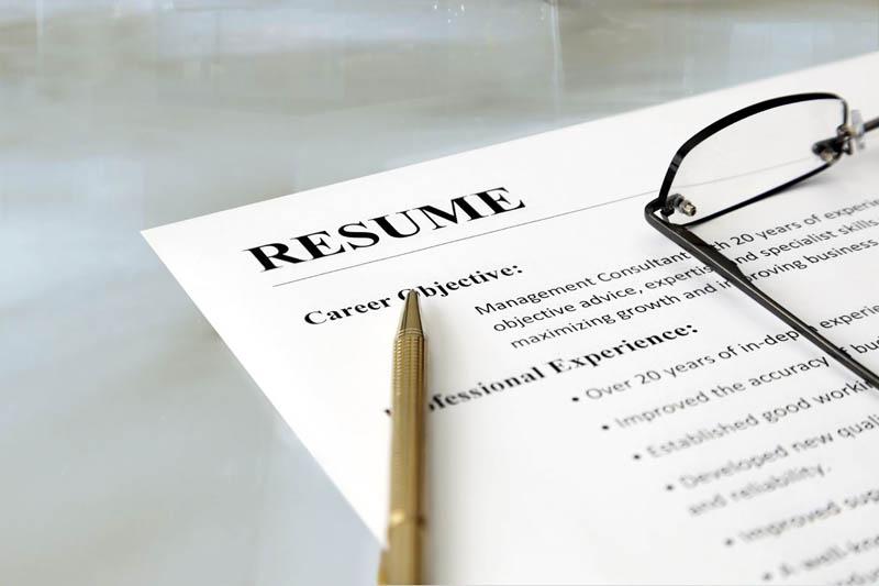 Ini Perbedaan Antara Cv Dengan Resume