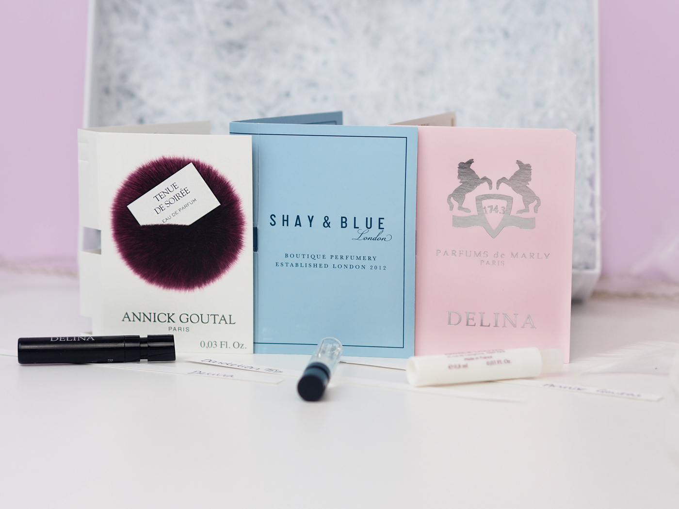 The Perfume Society Latest Launches Discovery Box