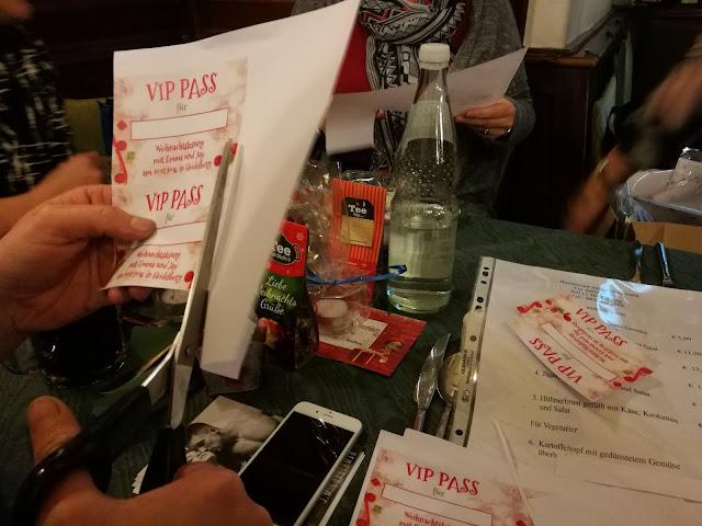 VIP Pass - Emma Wagner udn J.M. Cornerman