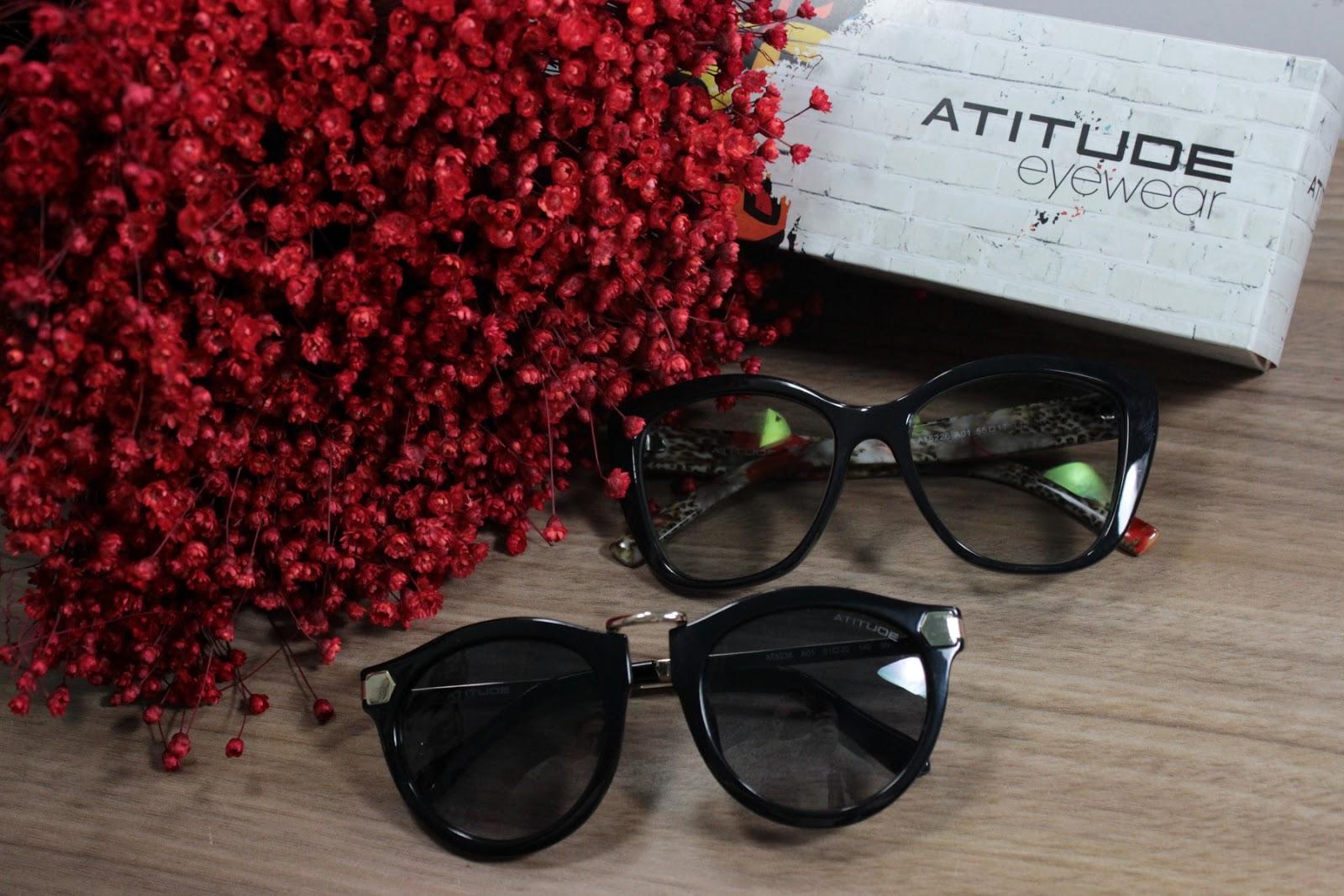 96d766739f7a8 Fashion MiMi  Óculos Go Eyewear e Lentes Transitions  Atitude ...