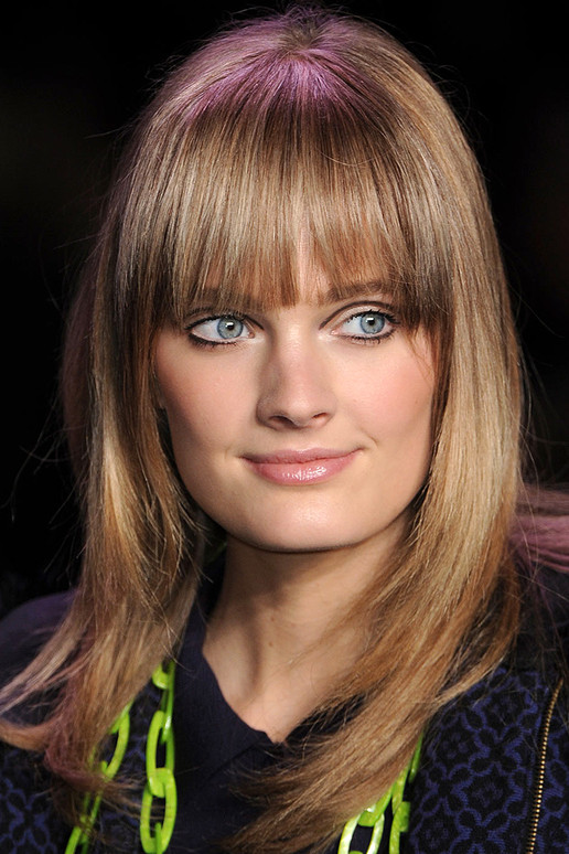2011 2012 Winter Hairstyles And Hair Trends Addicted