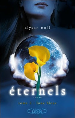 Alyson Noël - Saga The Inmortals - 3.5 (Relato Corto) - Eternal Flame