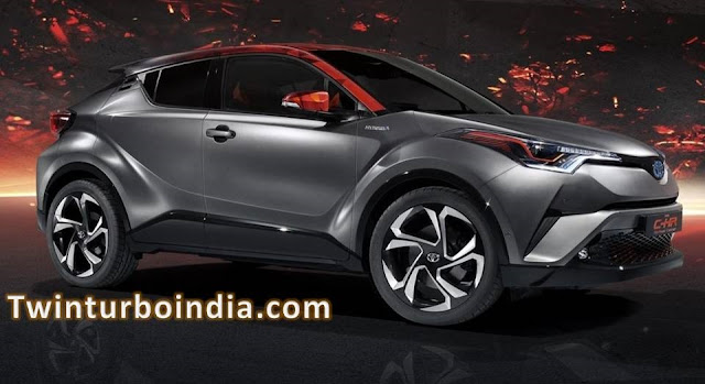 toyota ch-r india 2019