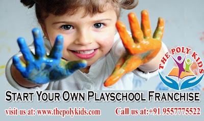 Growing Preschool Franchise Of India: The Poly Kids