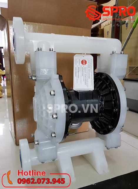 Máy bơm màng khí nén TDS DS14-PAL-TPTP-02