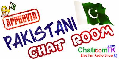 Talk Chat Room / Pakistani Chat Room