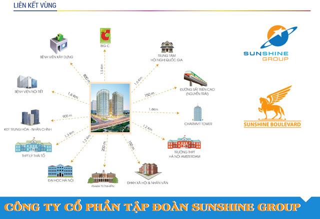Dự án sunshine boulevard