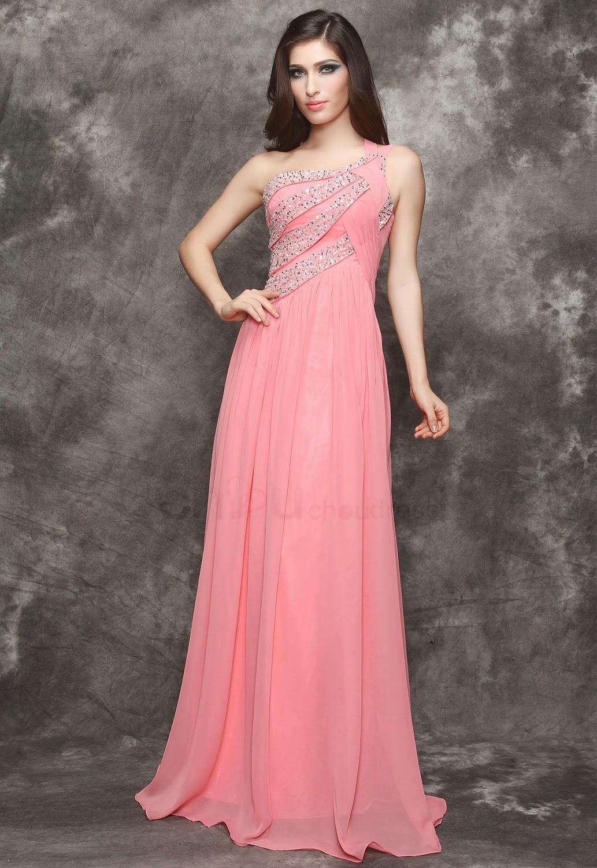Largos vestidos de fiesta | Una hermosa opcion | Vestidos | Moda ...