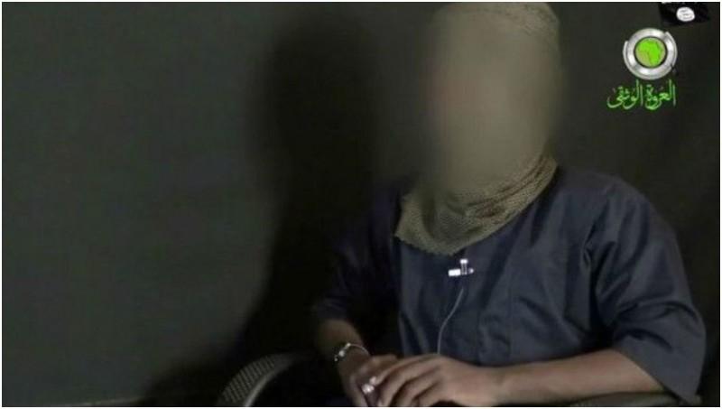 Abu Musab al-Barnawi tampil dalam video