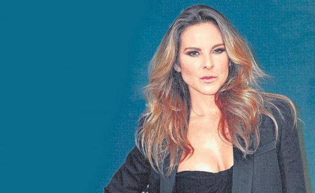 Javier Duarte llega a México para montar la farsa del sexenio: Kate del Castillo.