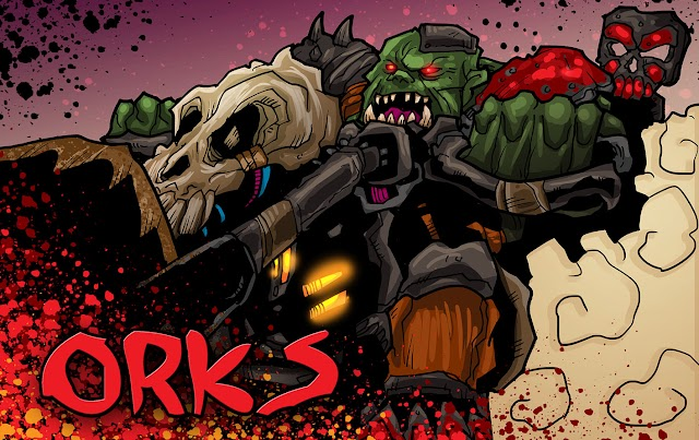 """First Impressions of the Ork """"Decurion"""" Style Detachment"""