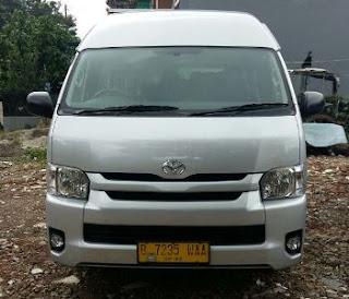 Sewa Mobil Hiace Ke Bandung, Sewa Mobil Hiace