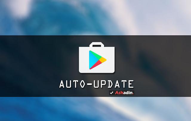 Cara mematikan Update Aplikasi Otomatis di Google Play Store