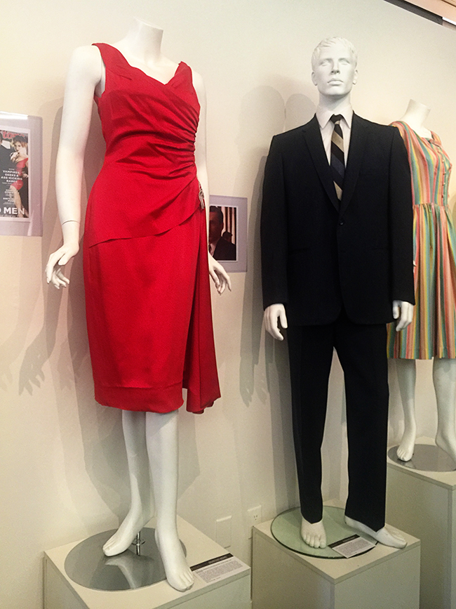 Hollywood Auction Mad Men dress suit