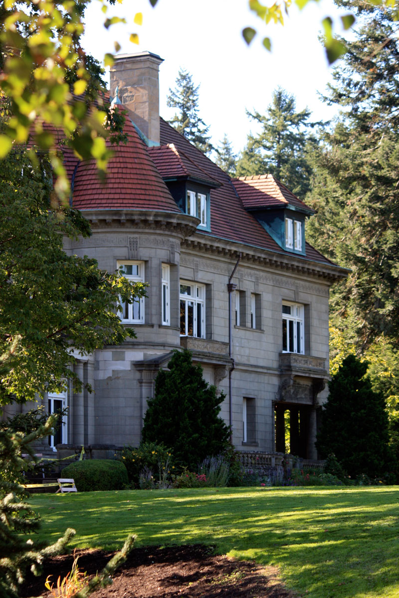 4 Car Garage >> Waterrose Handcrafted Obsessions: Pittock Mansion Portland Oregon