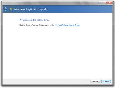Vista anytime upgrade activation code