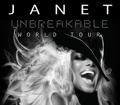 Janet Jackson releases statement on her Unbreakable tour being cancelled. Details at JasonSantoro.com
