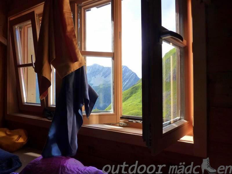 Hüttentour E5 Alpenüberquerung