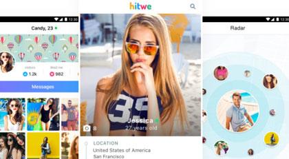 Elegir la mejor foto para ligar en app Hitwe