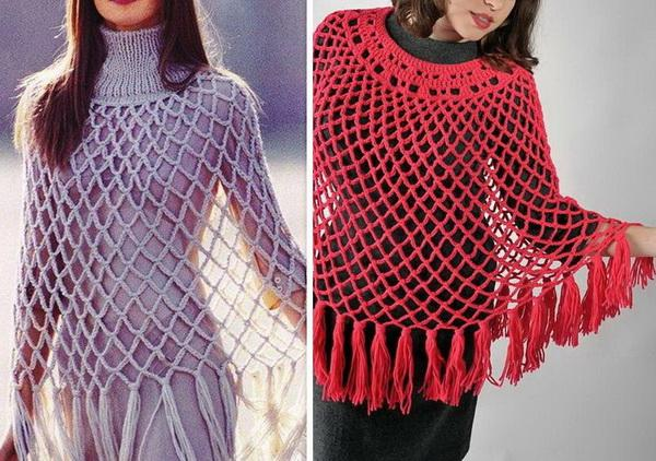 7765688adea38 Stylish Easy Crochet  Crochet Poncho Pattern For Women - Simple and Easy -  Tutorial Video