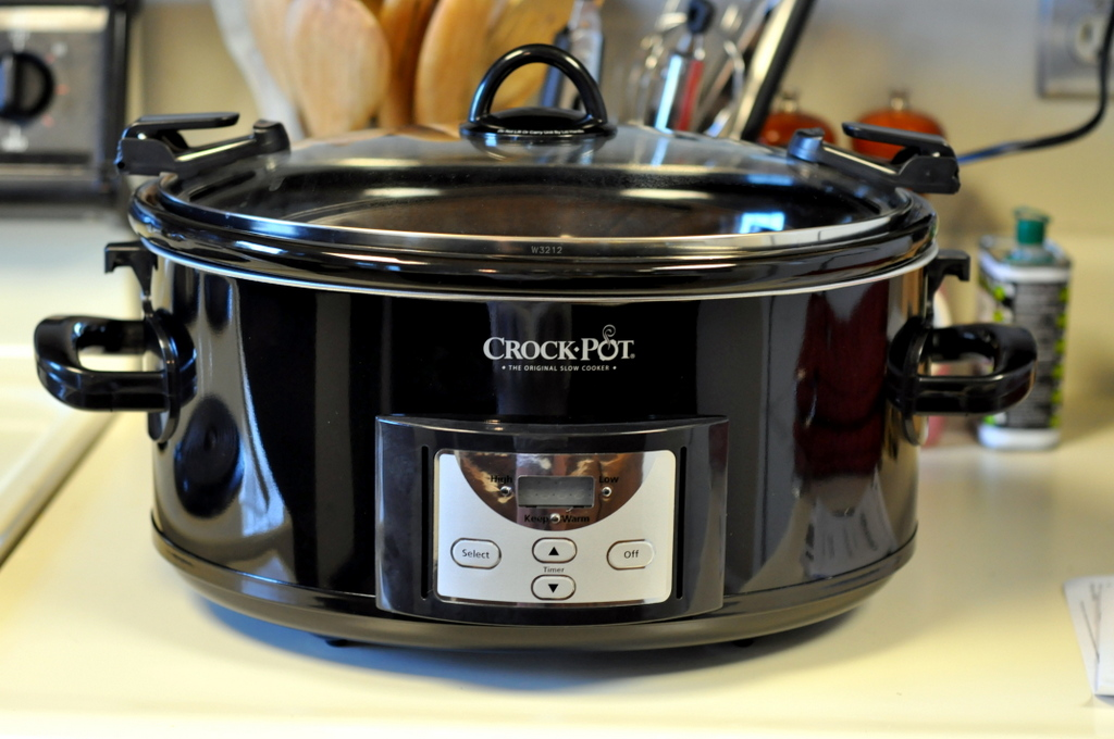 Crock-Pot Cook & Carry Slow-Cooker - Photo by Taste As You Go