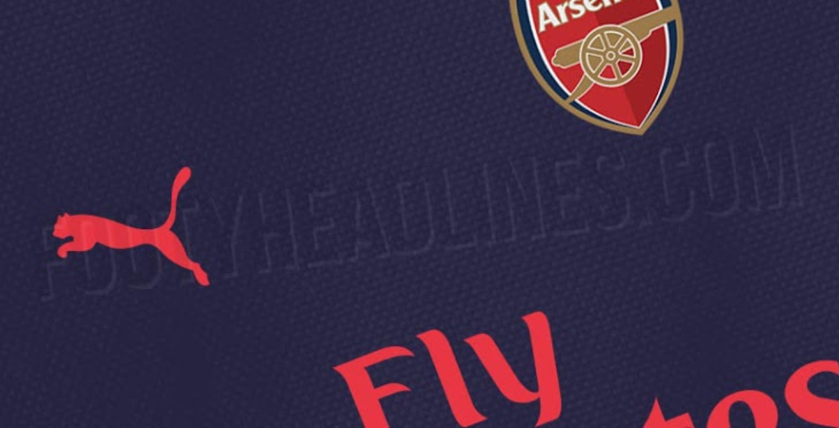 Arsenal Away kit 2018-19 (Puma) revealed)