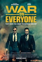 War on Everyone (2017) Poster