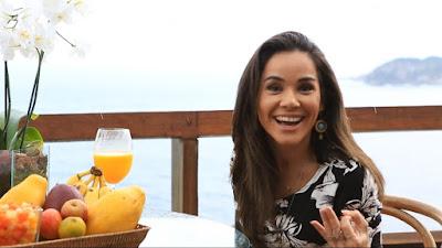 Isabele Benito - Crédito: Divulgação/SBT