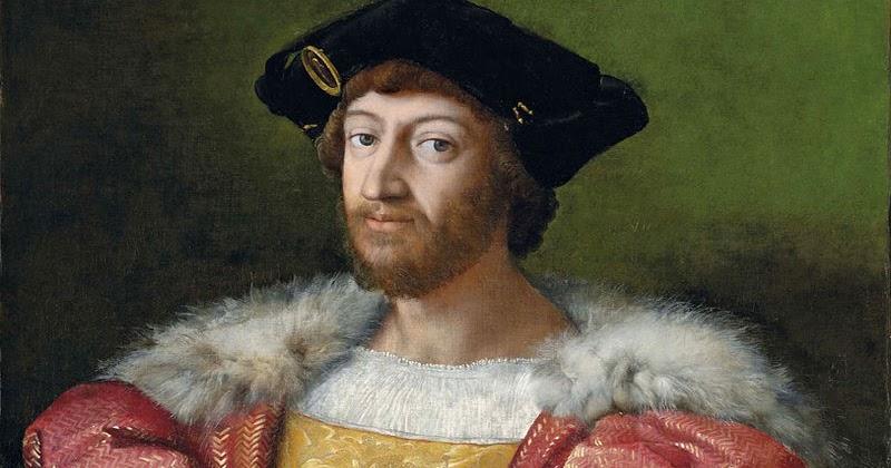 Lorenzo Ii De Medici Duke Of Urbino Italy On This Day
