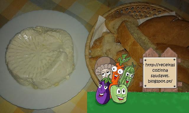 Pão do Soro do Queijo