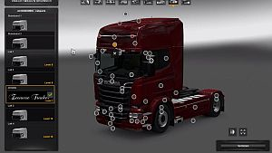 Cab Parts for Scania RJL & T
