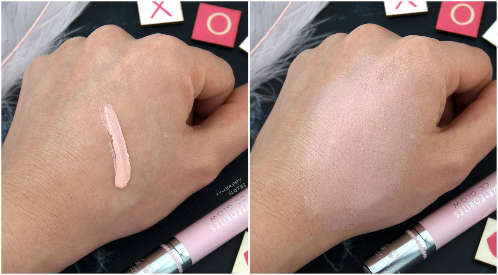 Guerlain Spring 2018 Collection | Meteorites CC Glow Colour Correcting Highlighter: Review and Swatches