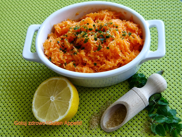 Surówka z marchewki - Czytaj więcej »