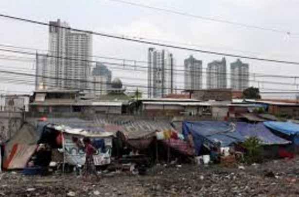 Era Jokowi Kesenjangan Sosial di Indonesia Naik 20 Persen