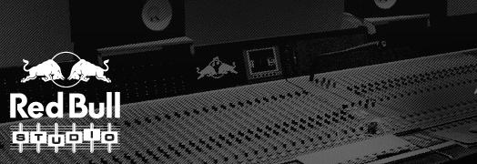 Red Bull Studio Madrid en el Matadero