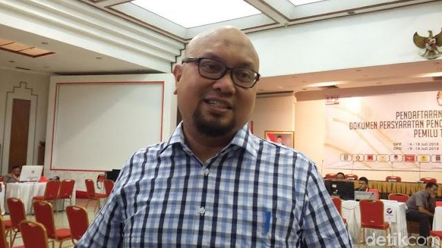 KPU Soal Demo Kivlan Zen: Kalau Ada Bukti Pelanggaran Lapor ke Bawaslu