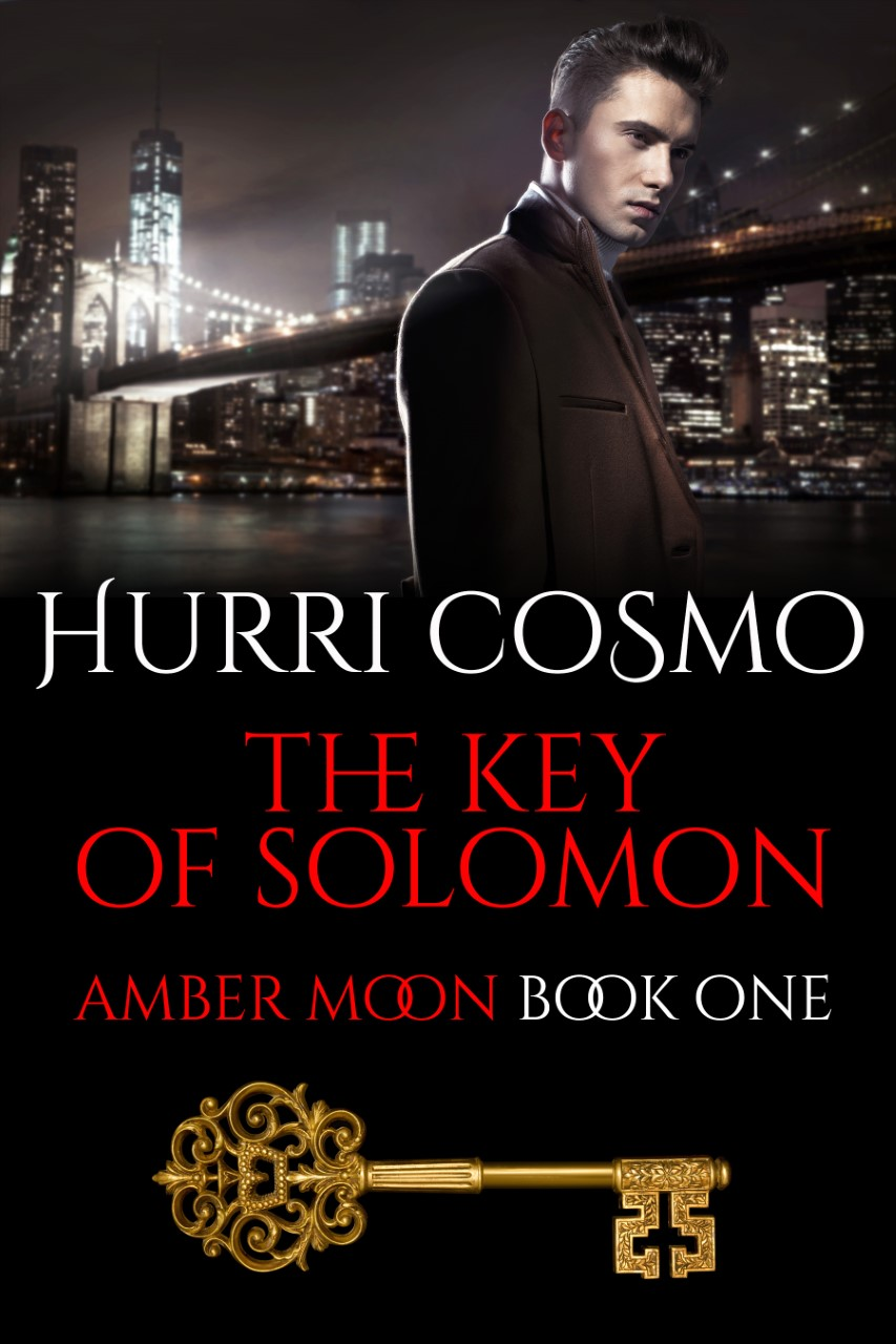 The Key of Solomon - Amber Moon